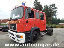 1998 MAN 14.224 Fire department