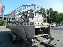 1986 Oel Nolte Skimmer Boat wit