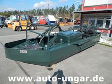 2000 Mowing boat Aquatic CFN Gö