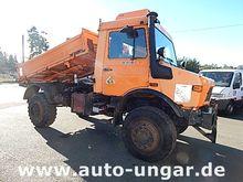 1999 Unimog U 1650 427/21 4x4 2