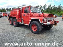 1988 ALM TPK 6-35C 6x6 Fire Bri