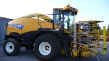 2008 New Holland FR 9060
