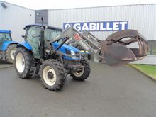 2009 New Holland T6010 PLUS