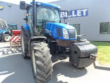 2013 New Holland T6140