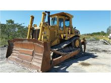 1984 CATERPILLAR D8L Dozer