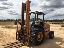2007 CASE 586G Mast Forklift