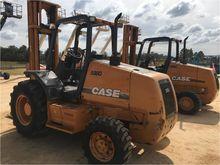 2006 CASE 586G Mast Forklift