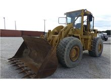 1987 CATERPILLAR 966C Wheel Loa