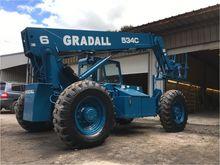 1995 GRADALL 534C-6 Telehandler