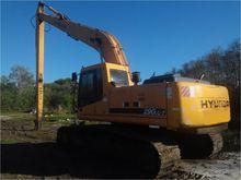 HYUNDAI ROBEX 290 LC-7 Excavato