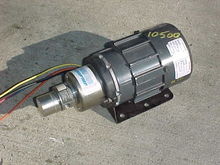 Micro Pump 120604 #10500