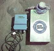 Micro Motion D Mass Flow Senor