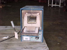 Used blue m box type