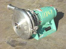 tri-clover sanitary centrifugic