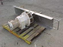 Used Eurodrive Tank