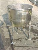Lee 40 Gallon Open Top Kettle J