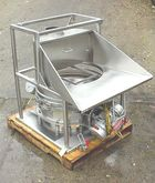 Kason Stainless Steel Hopper Du