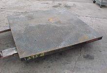 Rice Lake 5 X 5 Platform Rough