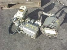busch rotary vacuum pump type 0
