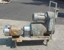 Waukesha Model 220 Pump Lobe Ty