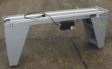 "12"" wide x 64"" long belt convey"