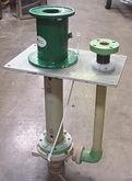 Fybroc Vertical Fiberglass Pump