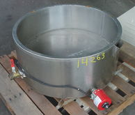 Open Sytle Jacketed Ss Tank Jac