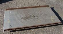 "Aluminum Dock Plate 60"" X 8' Lo"