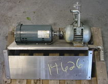 gast vacuum pump model 65 v 2a.