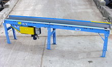 "12"" wide x 12' long belt convey"