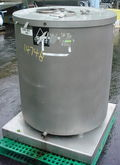 200 gallon all stainless steel