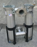 Filter Technology Dual Basket 8