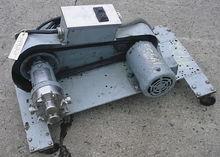 Waukesha Model 3 Lobe Type Pump