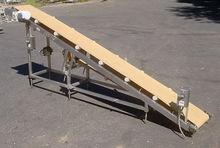 Kofab Inline Troughing Conveyor