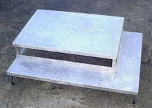 Two Step Work Platform 30 X 45