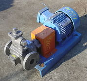 "Blackmer ""sliding Vane"" Pump Sn"