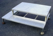 Two Step Work Platform 40 X 55