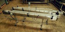 18' Long Sani Ss Conveyor 18' L