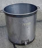 Used 75 Gallon Ss Ta