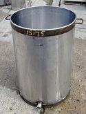 Used 75 Gal Batch Ta
