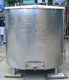 Used 850 gallon open