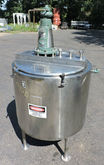 Tolan Jacketed Mixing Tank 200