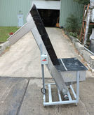 "4"" Wide Inclined Conveyor 6' Di"