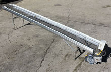 "Wire Mesh Food Conveyor 13"" X 1"