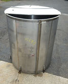 2000 gallon open top stainless
