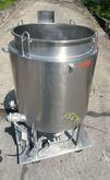 Groen Melting Tank 300 Kilogram
