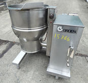 Groen 20 Gallon Kettle Dee/4-20