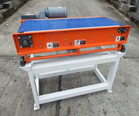 "Bulk Bag Reject Conveyor 18"" W"