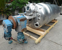 Stainless Fab 2500 Liter 2500 L