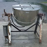 Lee 100 Gallon Inclinded Kettle